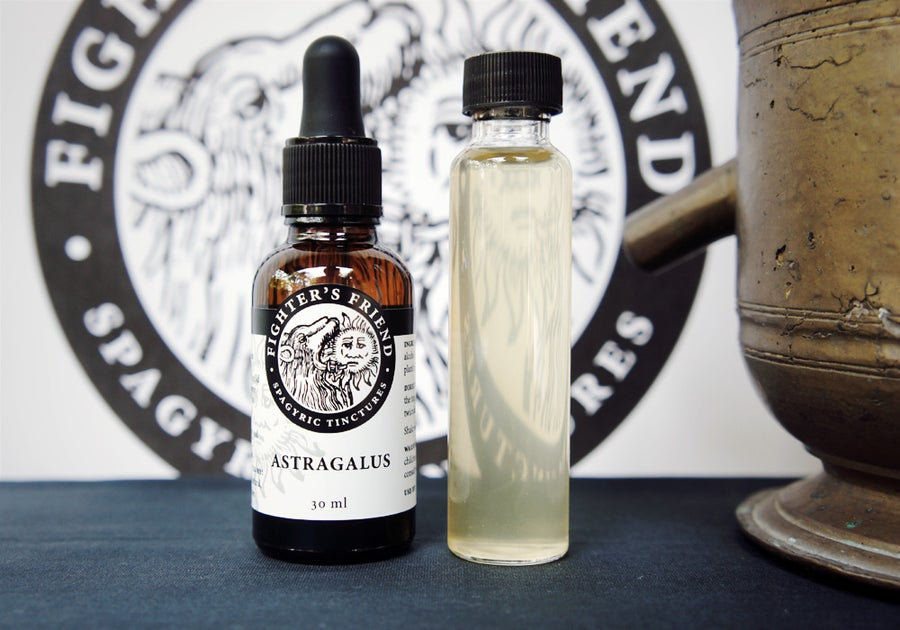 Image of ASTRAGALUS - Fighter's Friend spagyric tincture