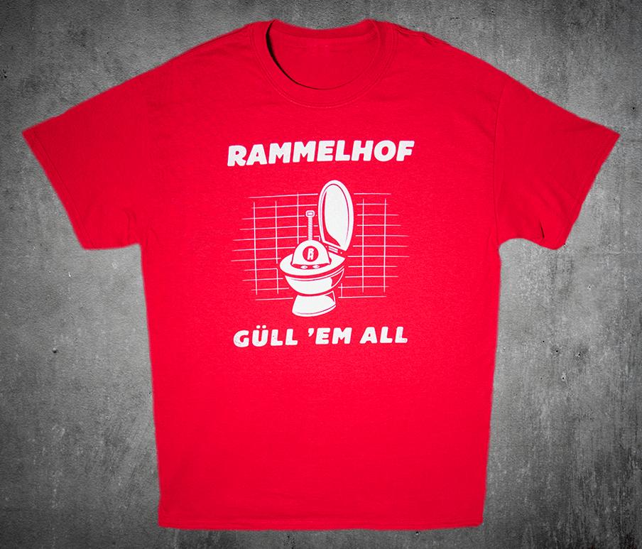 Image of Güll 'Em All Shirt