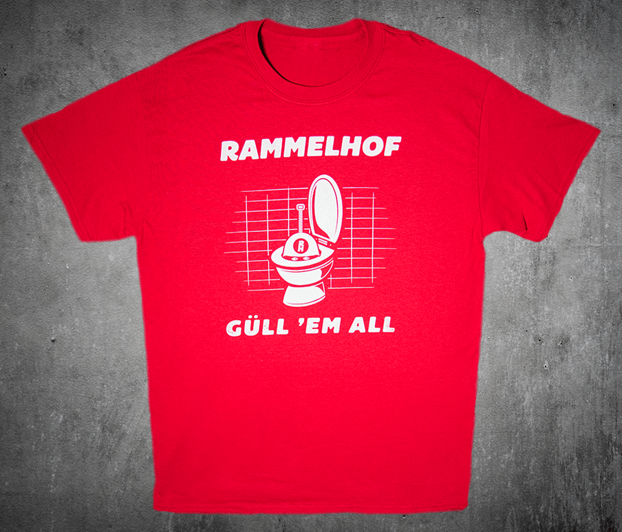 Image of Güll 'Em All Shirt