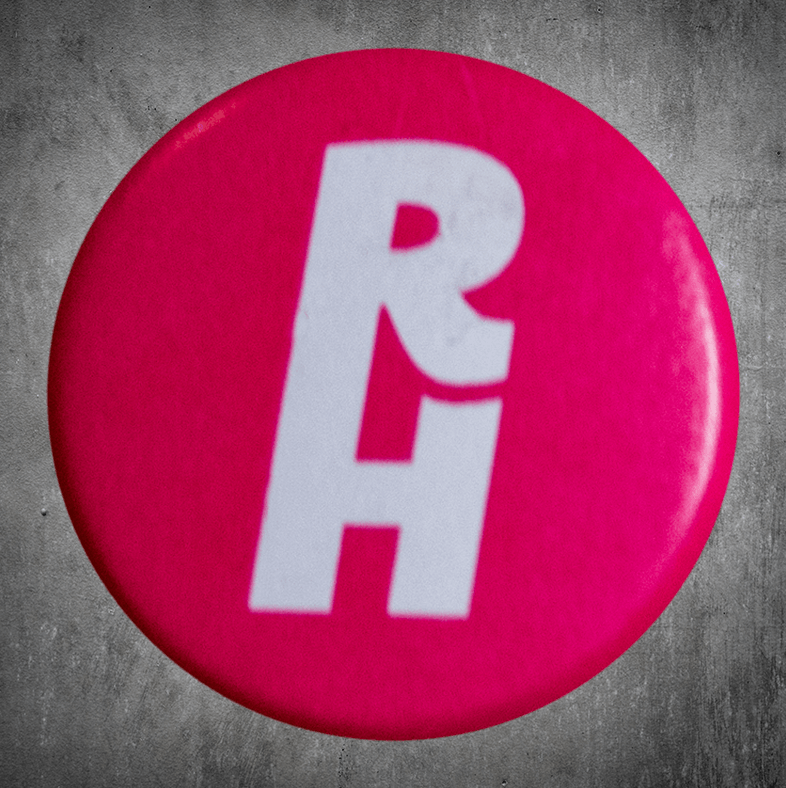 Image of Rammelhof Button Rosa