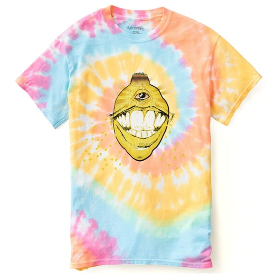 Image of Tie Dye Explosion - Summer Edition - Still available at Zazzle.com -> See link in description.