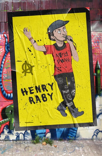 Image of Nerd Punk by Henry Raby