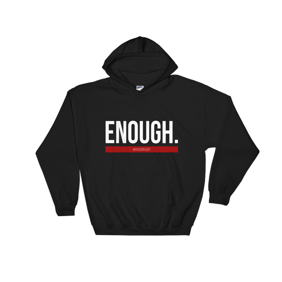 Image of ENOUGH Hoodie