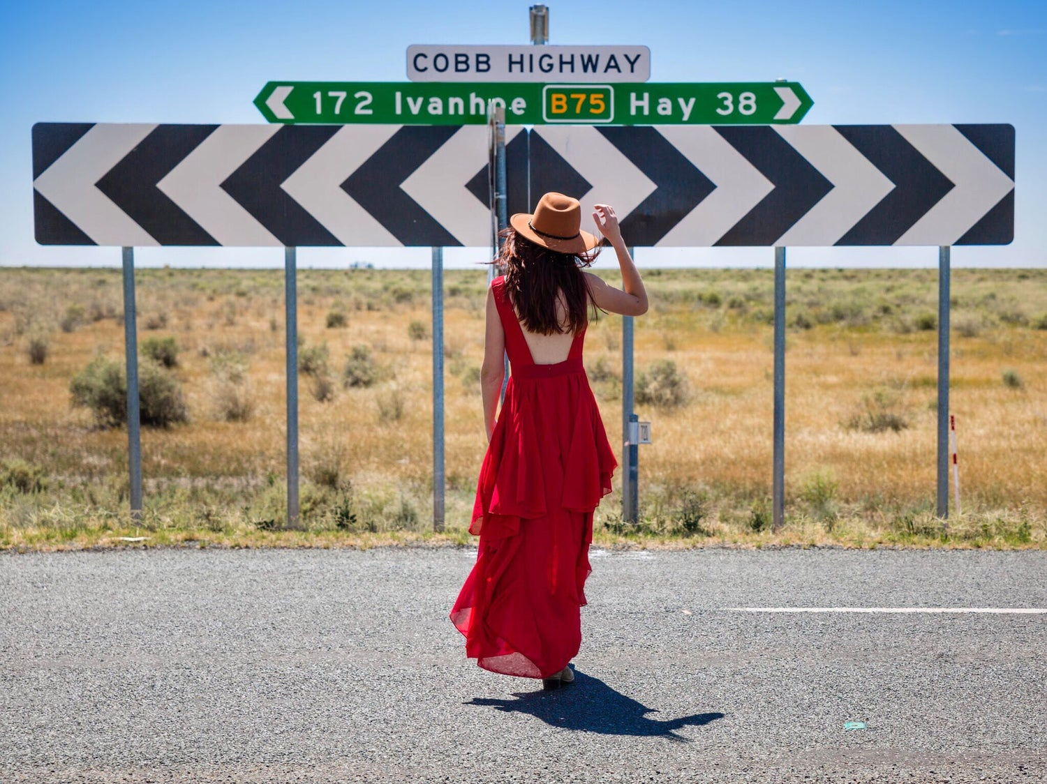 Image of Lost in the Outback