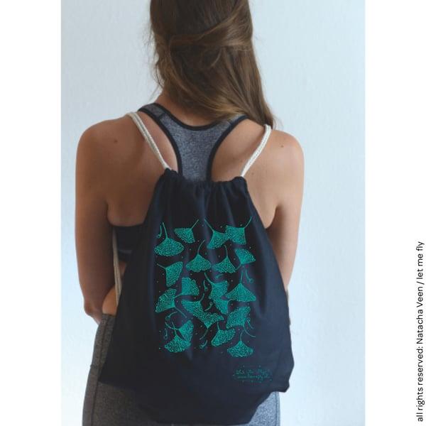 Image of Gym bag *Ginkgo Biloba*