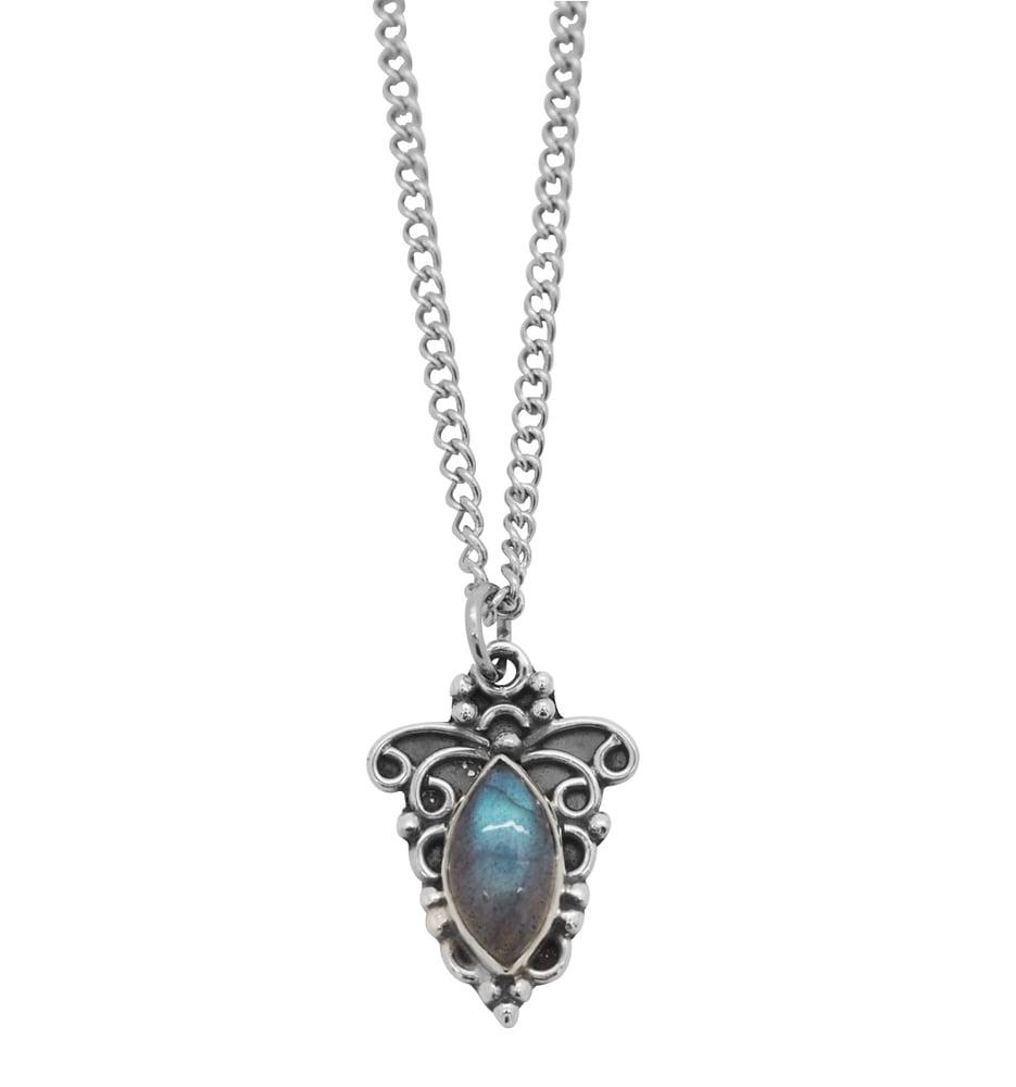 Image of Labradorite Alchemy Necklace