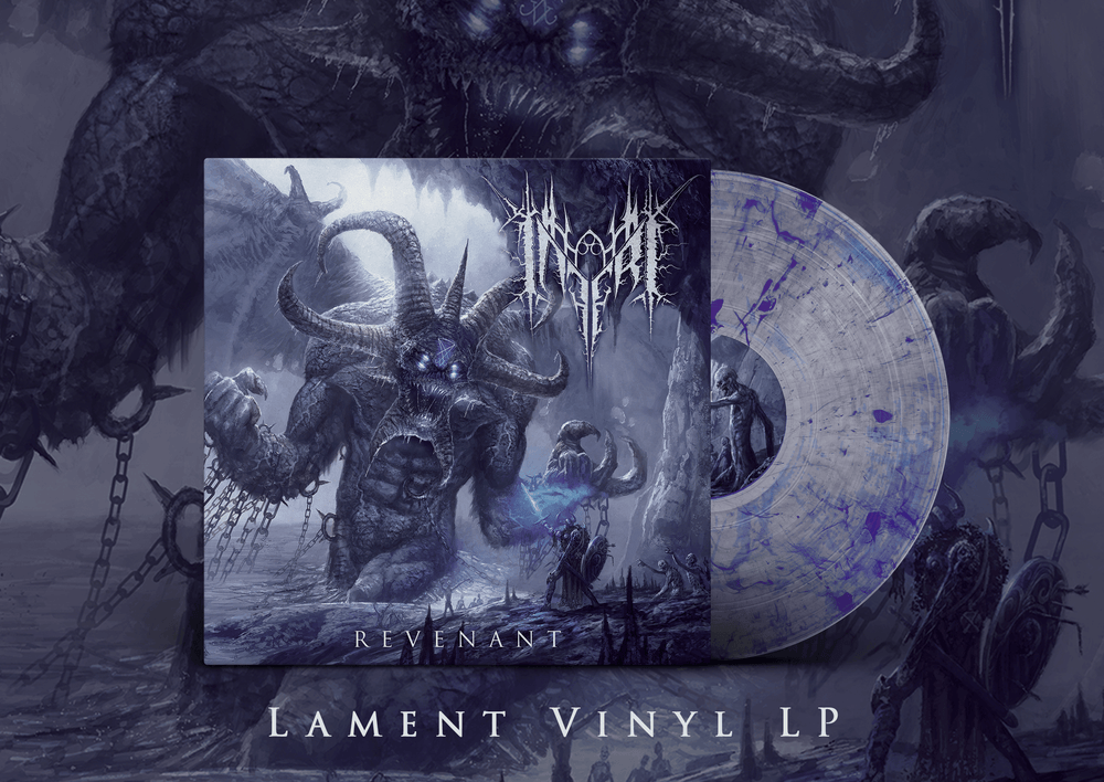 Image of [PREORDER] INFERI - Revenant - Lament Gatefold Double LP