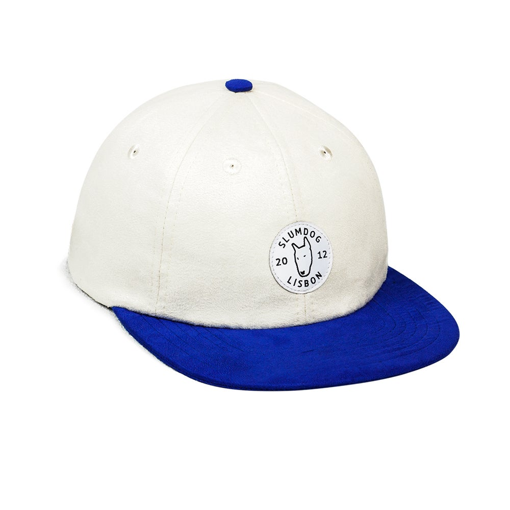 Image of 6PANEL <br> PEARL BLUE