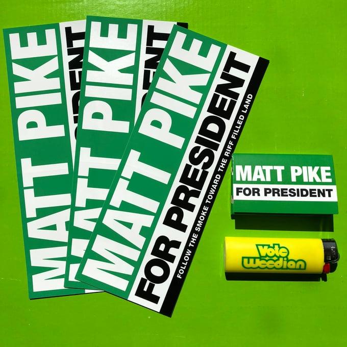 Image of VOTE WEEDIAN PARTY PACK #2