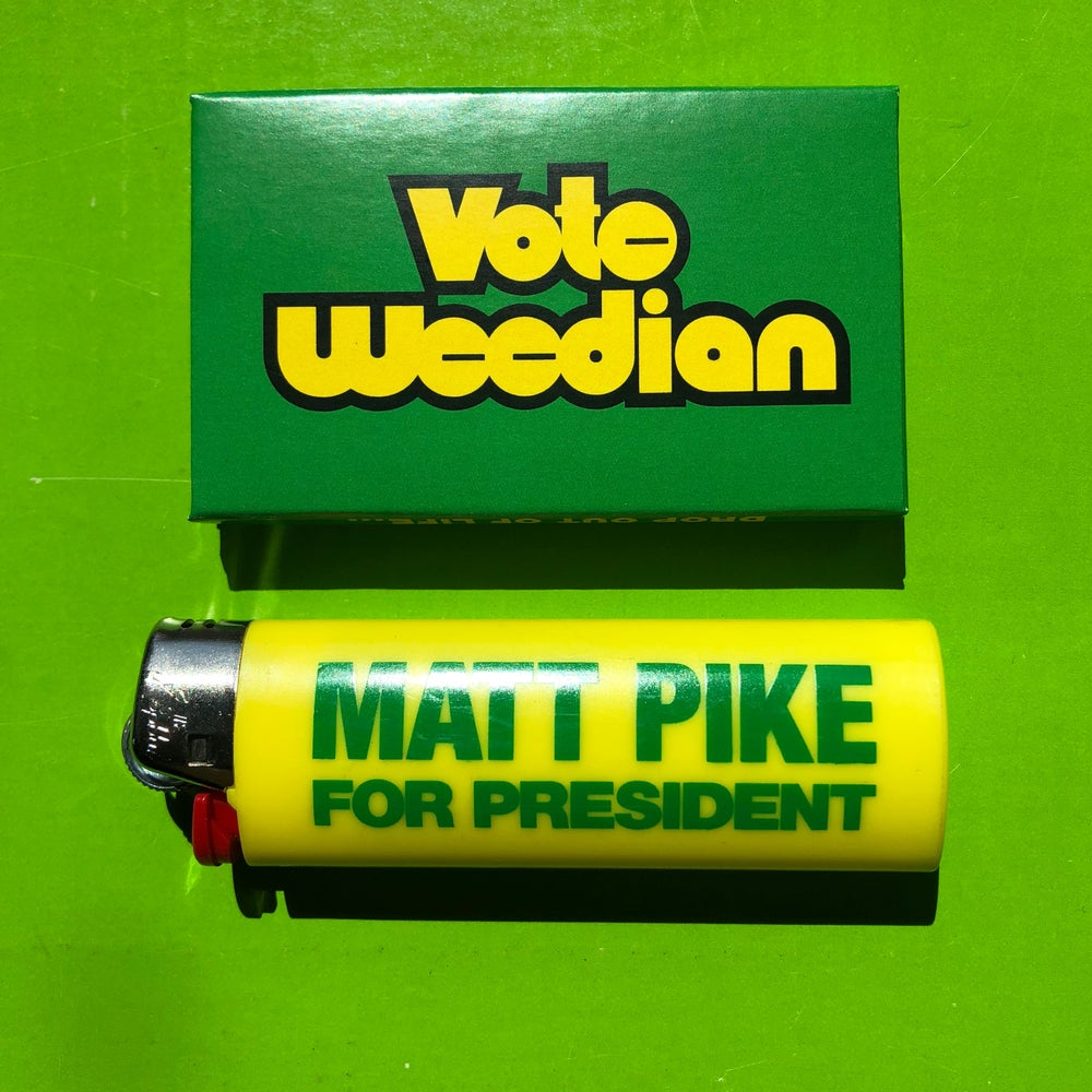 Image of Vote Weedian Party Pack #2