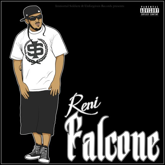 "Image of Renizance - ""Reni Falcone"" drops April 30th! (pre-order)"
