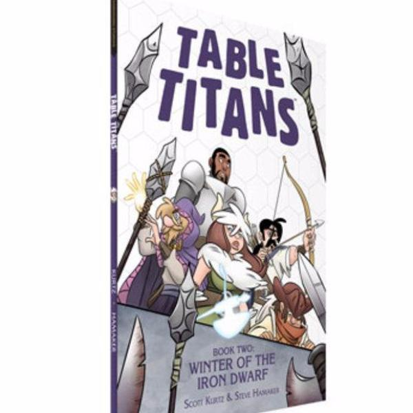 Image of Table Titans Vol 2