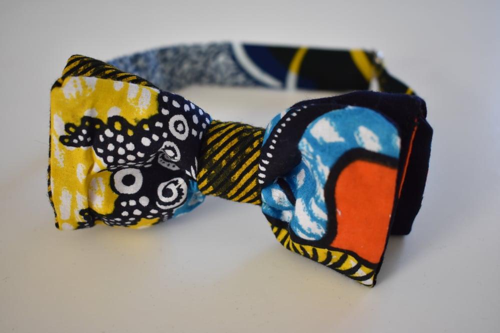 Image of Ankara Basic Bow Tie