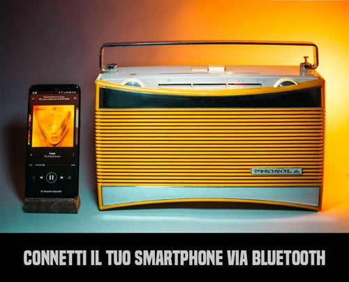 Image of PHONOLA BOLERO BLUETOOTH (1970)