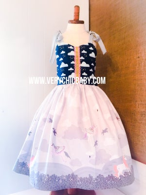 Image of Flying Unicorn Dress