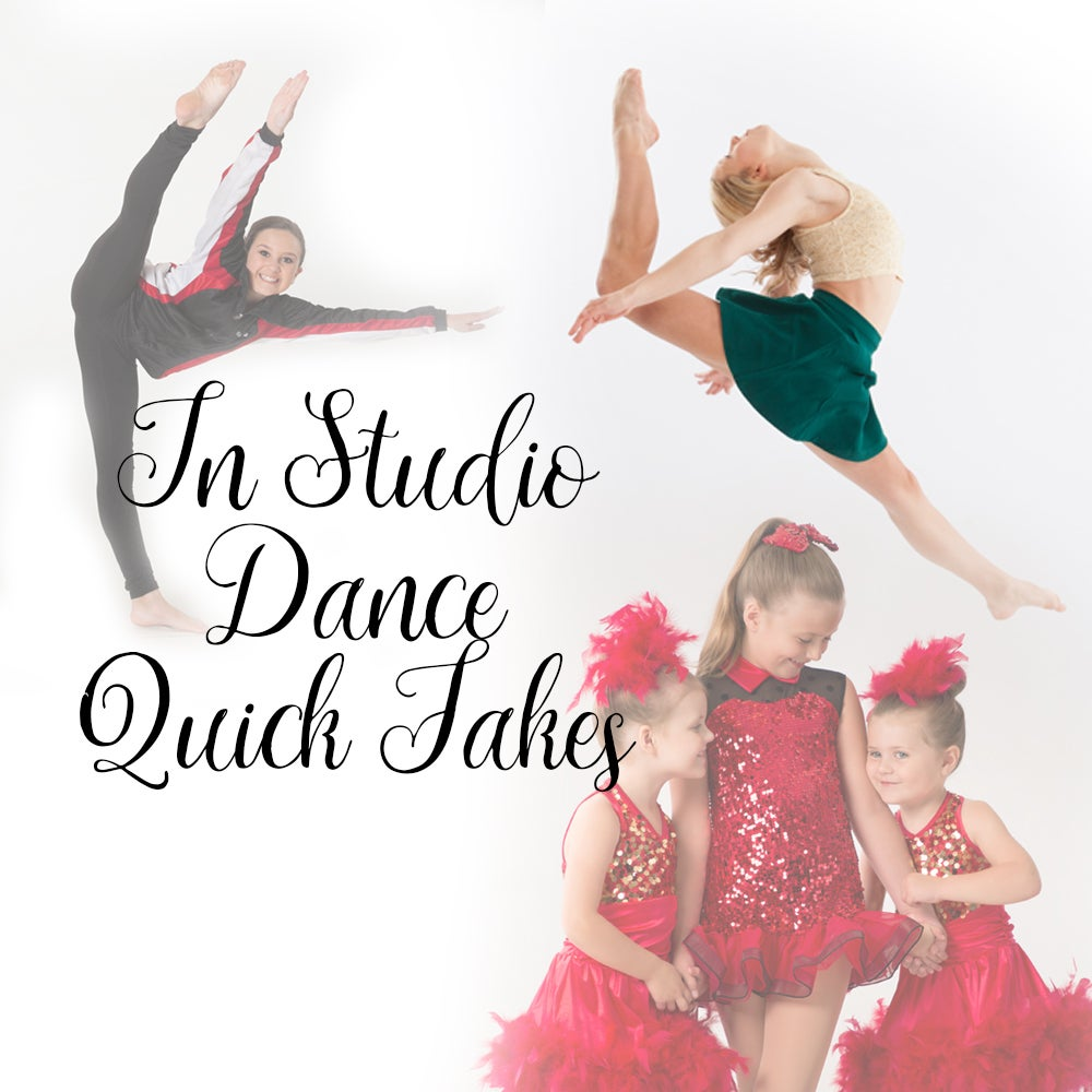 Image of In Our Studio Dance Quick Takes