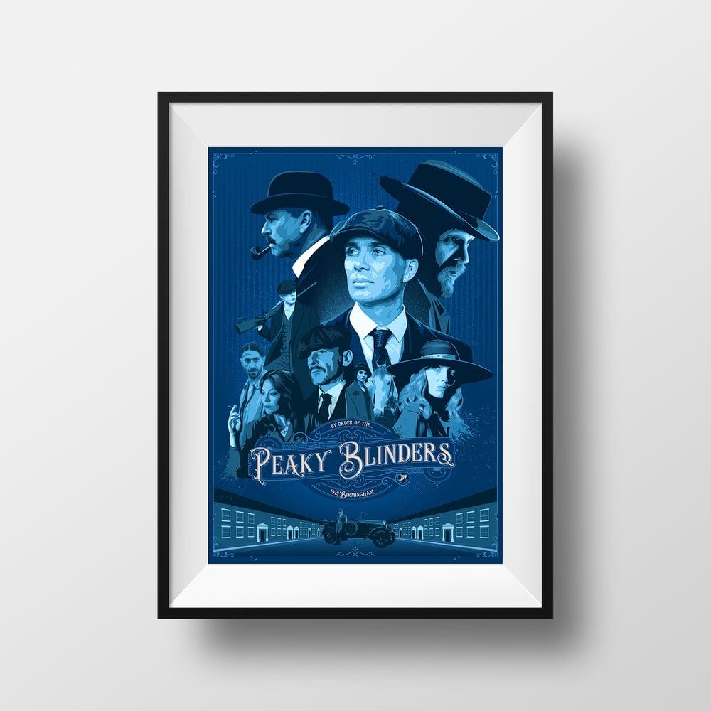 Image of Peaky Blinders Print