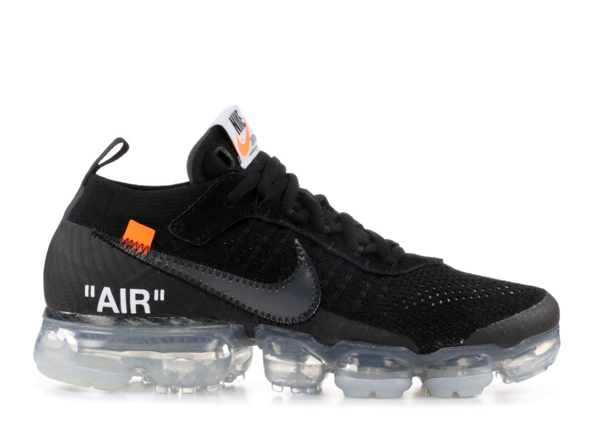 "Image of THE 10 : NIKE AIR VAPORMAX FK ""OFF-WHITE"""