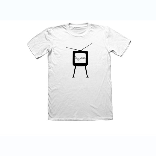 Image of Bad Signal Underground - Original White Tee