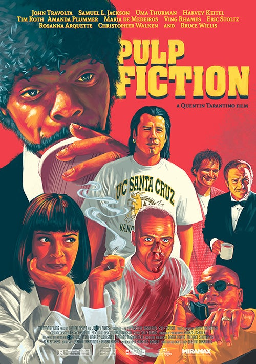 Image of Pulp Fiction - LIMITED EDITION
