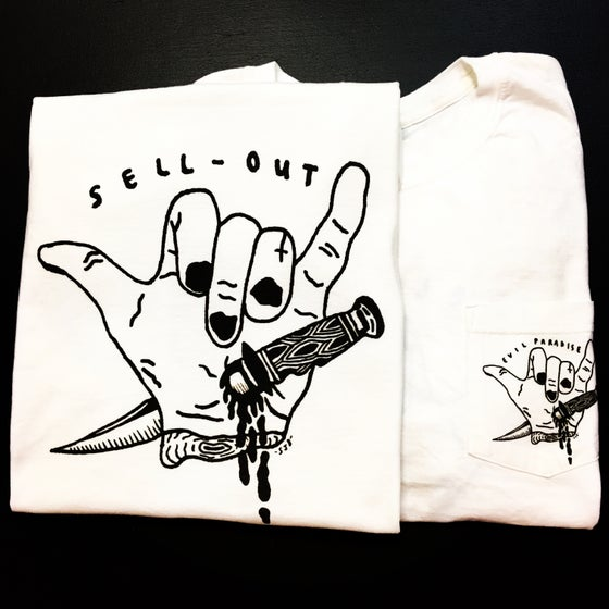Image of SELL OUT POCKET TEE