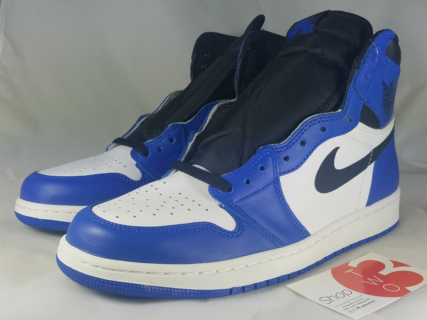 Image of Air Jordan 1 Game Royal