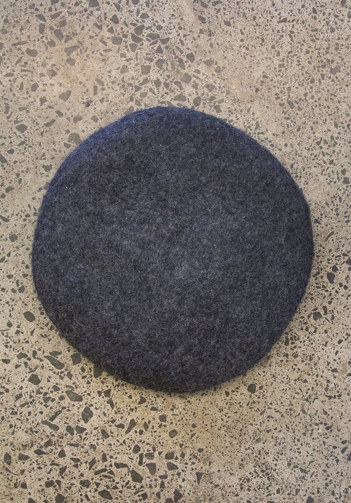 Image of Riverstone Tush Cush - hand felted NZwool cushion