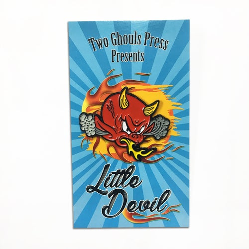 Image of Little Devil - Lapel Pin