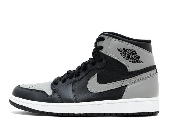"Image of Air Jordan 1 High OG ""Shadow"""