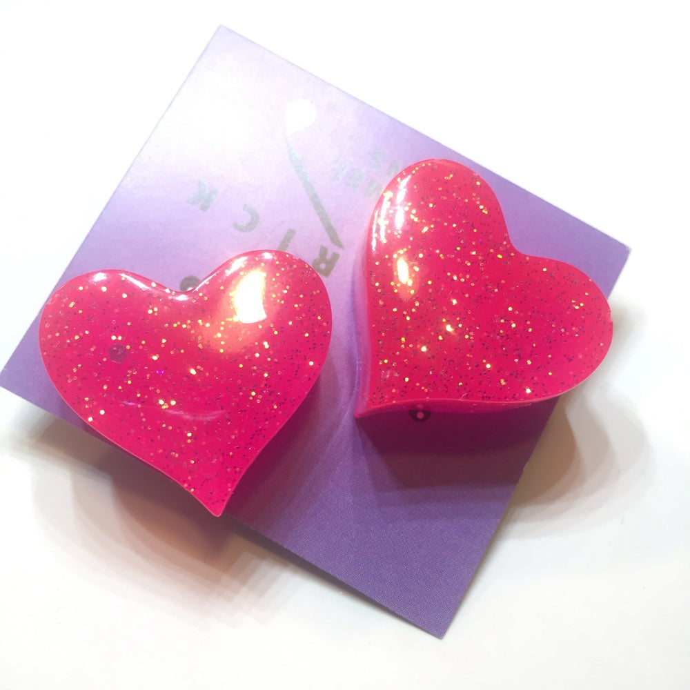 Image of Pink Hearts