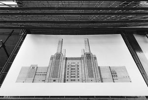 Image of James Johns: Battersea Power Station