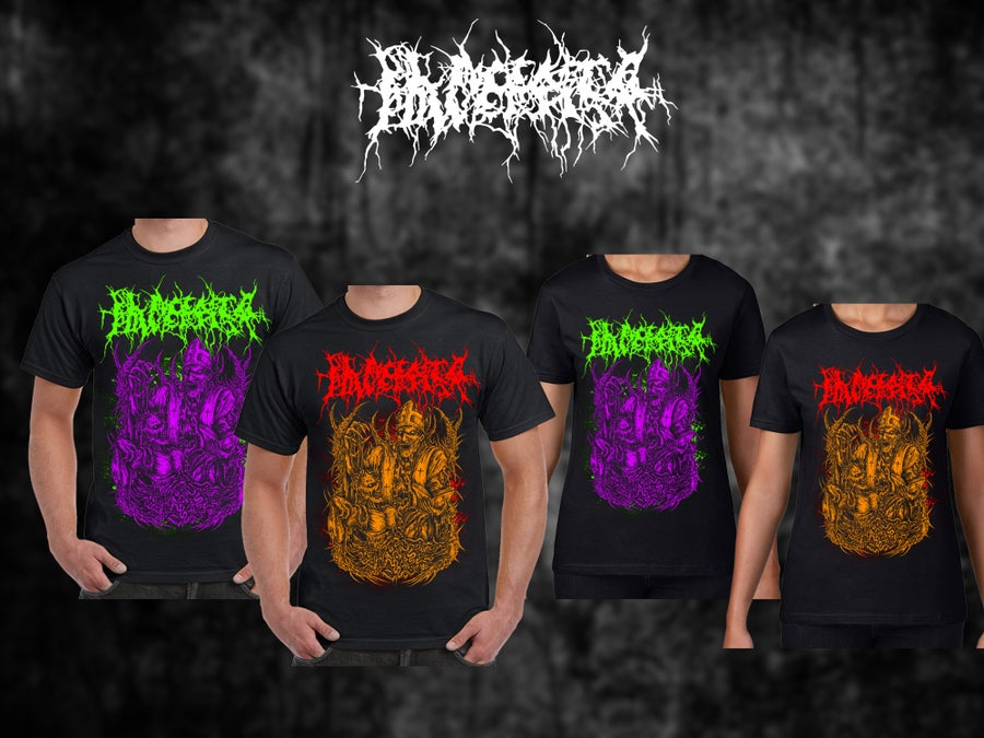 Image of Baptized in Entrails Shirt