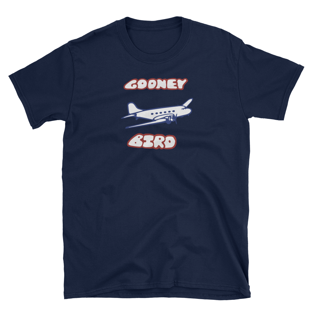 Gooney Bird Men's/Women's Short Sleeve T-Shirt!!!