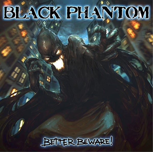 """Image of """"BETTER BEWARE!"""" CD - Special Edition (with 2 signed postcards)"""