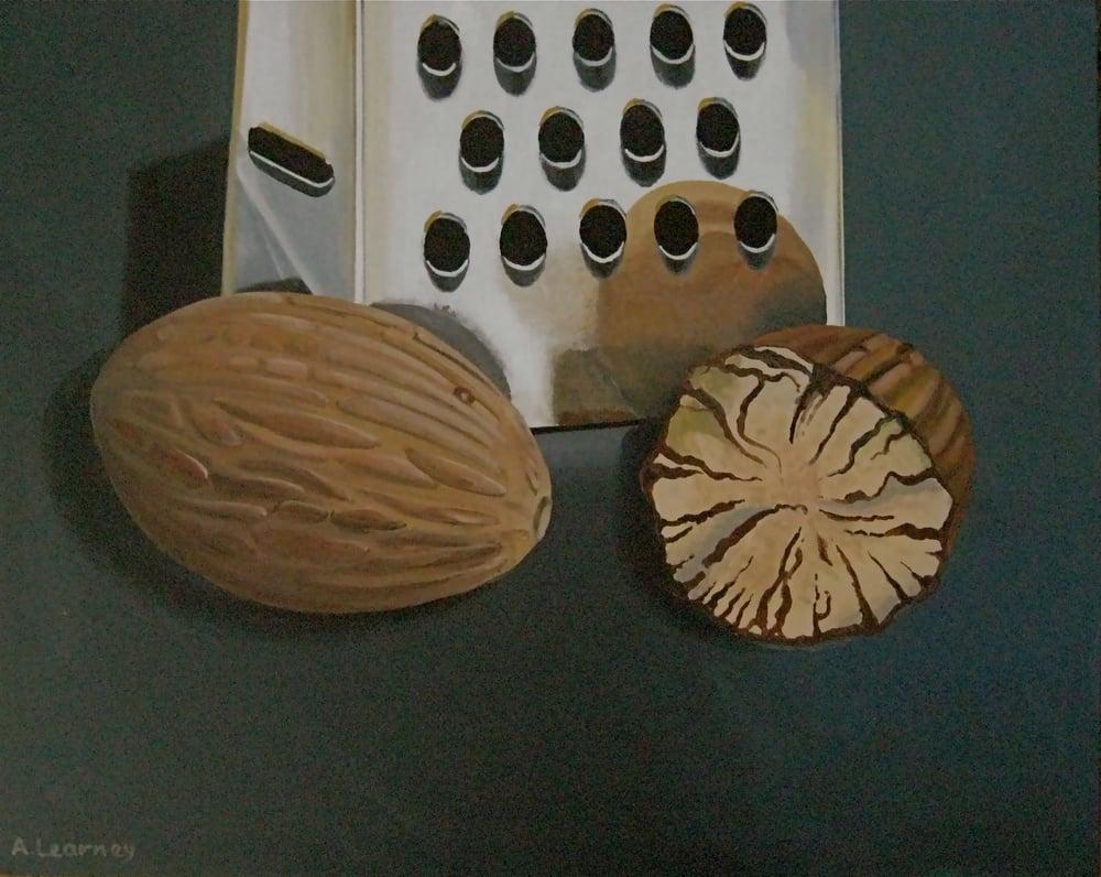 Image of Grated Nutmeg