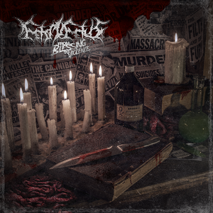 "Image of CD ""From Blessing To Violence"" (2018)"