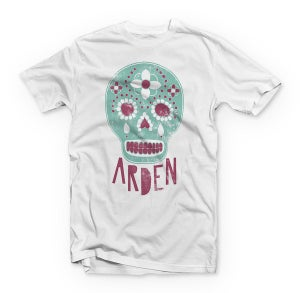 Image of Limited Edition Skull T