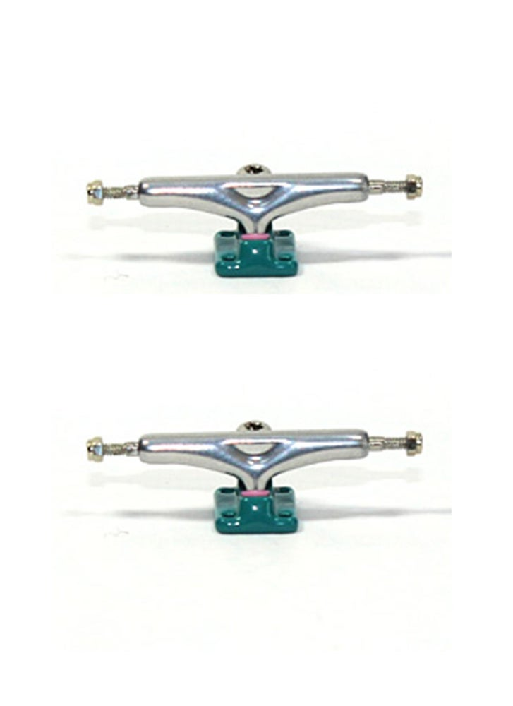 Image of YTrucks X4 32mm Trucks Silver Tiffany