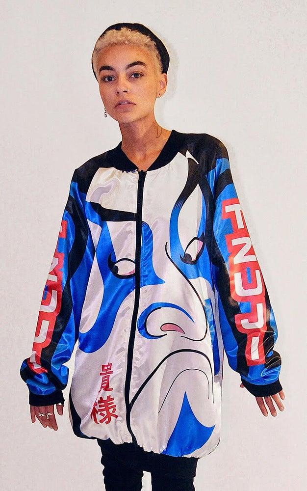 Image of KABUKI JACKET REVERSIBLE JACKET