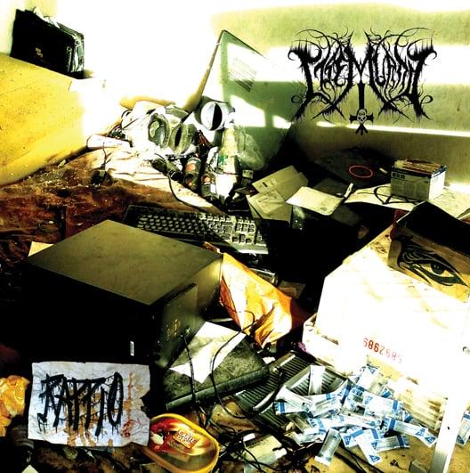 """Image of Itsemurha - """"Rappio"""" CD"""