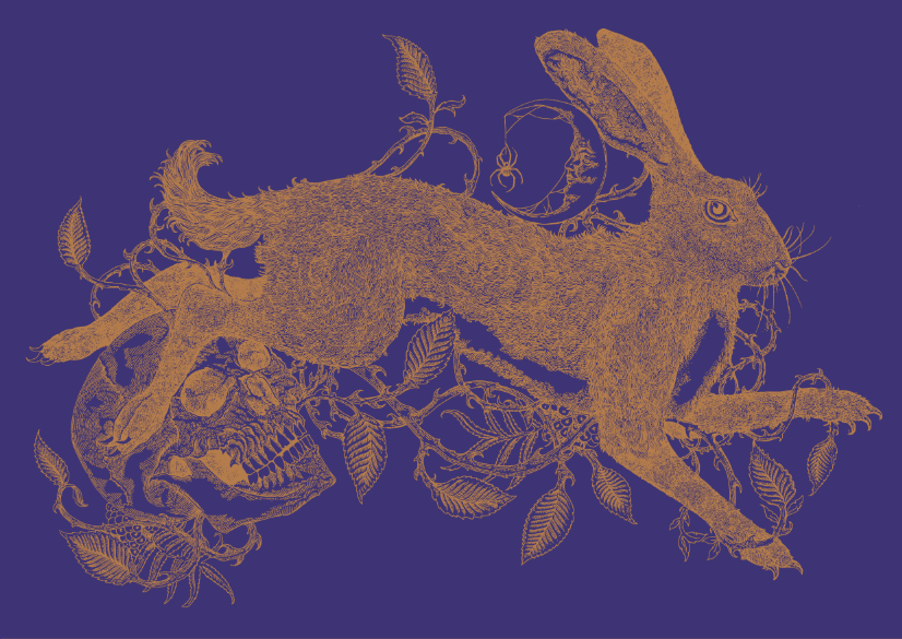 Image of Brambles, Rowan and the  Golden Hare