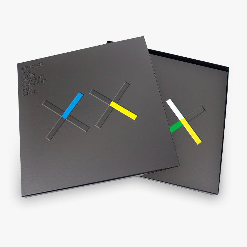 Image of Bedrock XX Deluxe Limited Edition Signed 4 CD Box Set