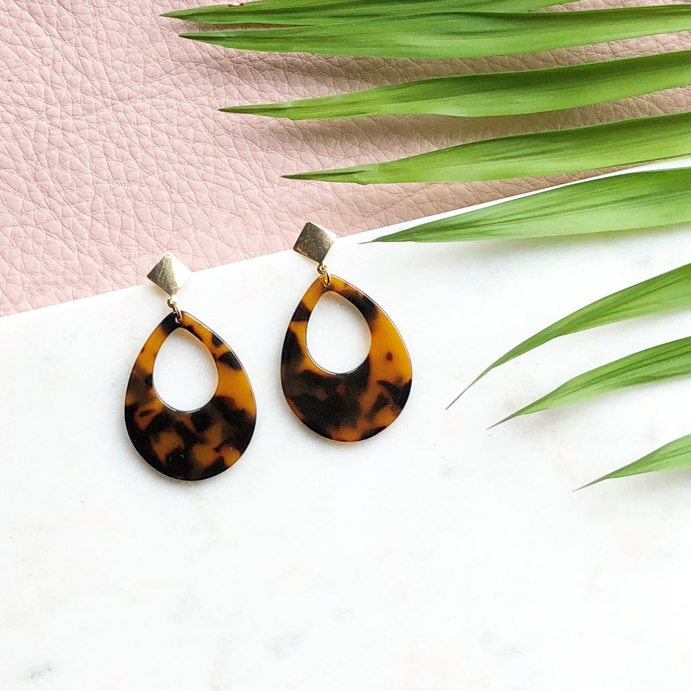 Image of Acrylic Earrings