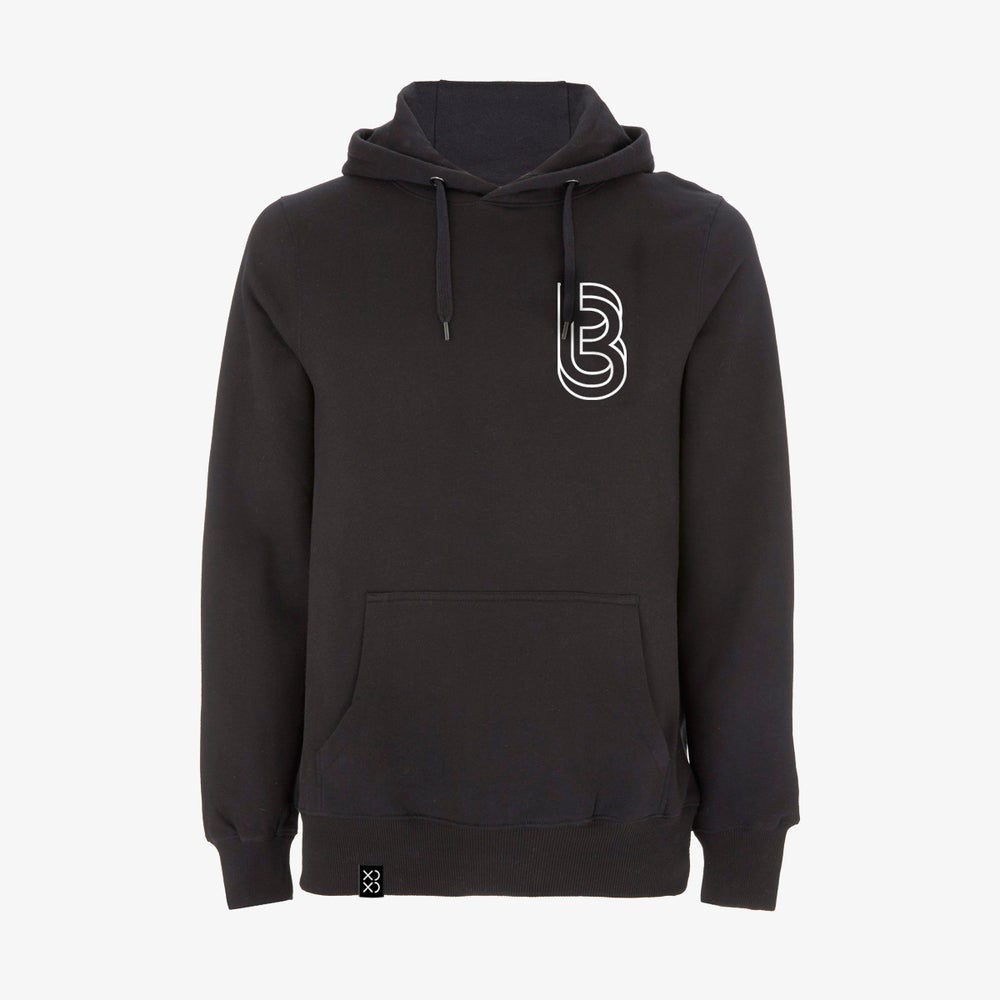 Image of Bedrock ClassiXX Series Restructured Pullover Hoody Black