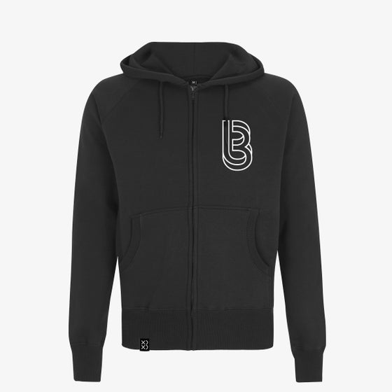 Image of Bedrock ClassiXX Series Restructured Zip Hoody Black