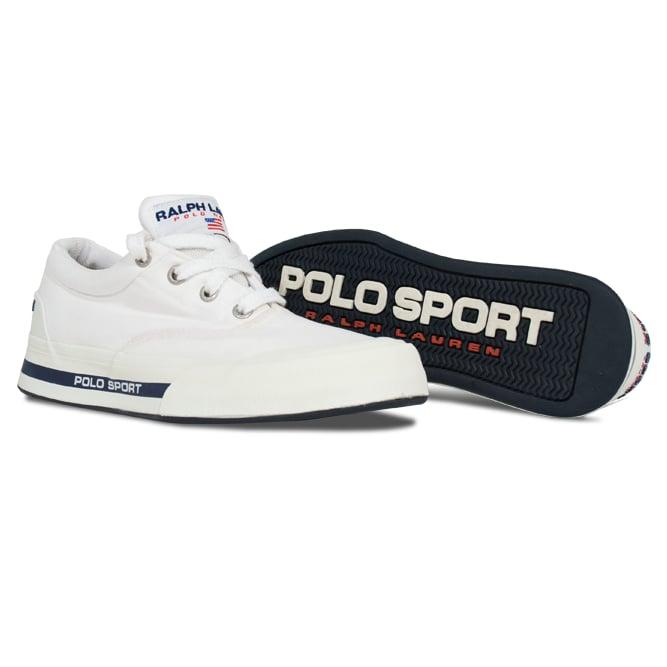 Image of Polo Sport Ralph Lauren Vintage Shoe Size 8