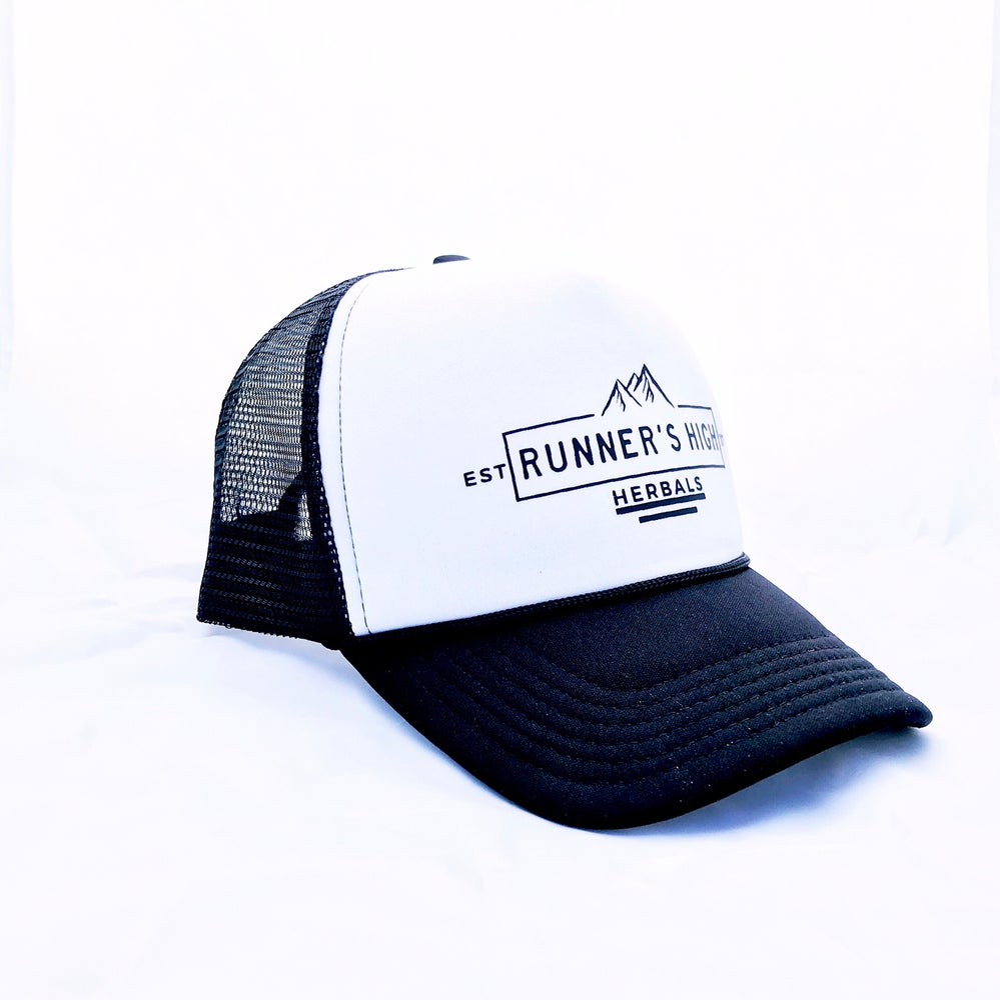 Image of Runner's High Trucker Hat