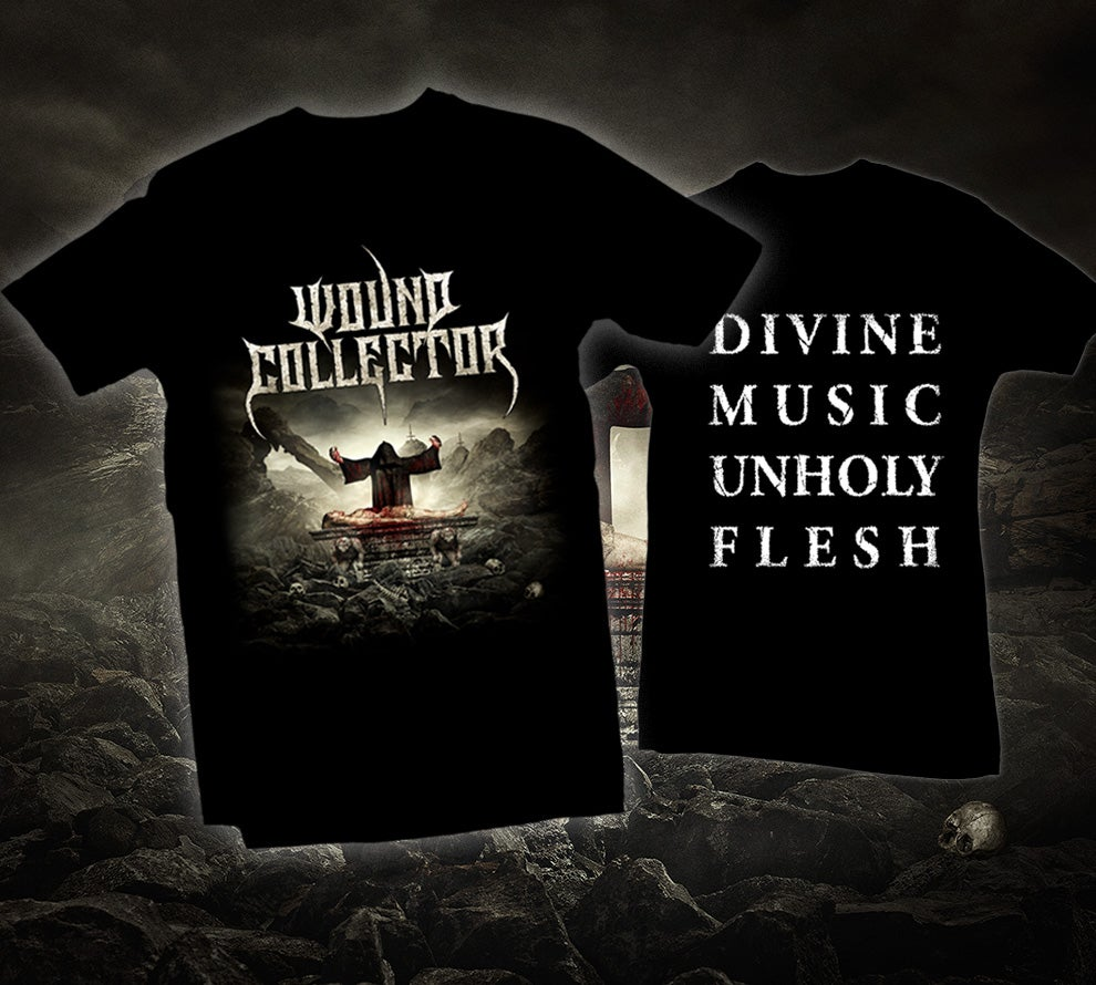 Image of 'Eternal Bloodcult' T-Shirt