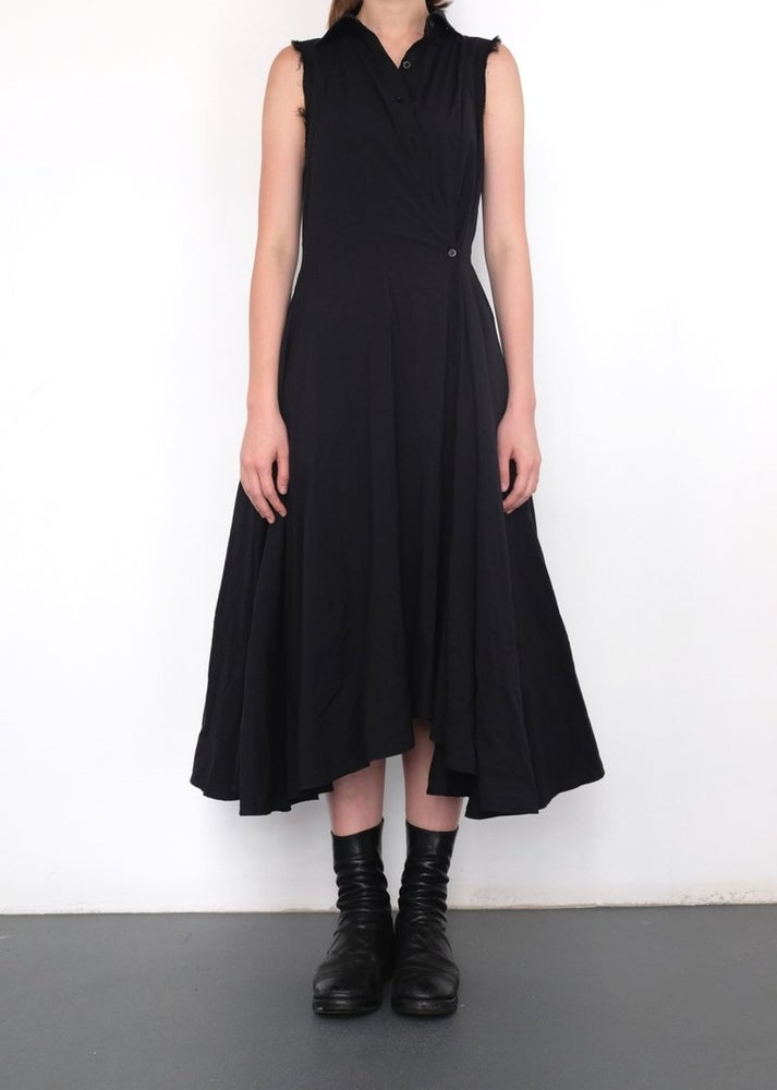 Image of SS1806 - Fitted Collar Dress