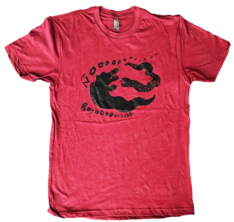 Image of Ñoooooo Boooooorscht Shirt